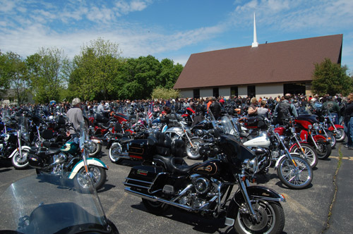 Bikes Kenosha Kenosha H O G Chapter bike