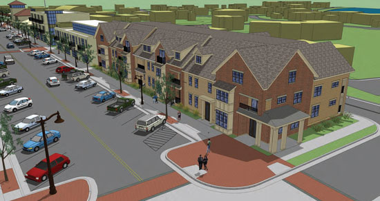 Twin Lakes Plan Commission advances concept for downtown senior – Senior Housing Building Plans