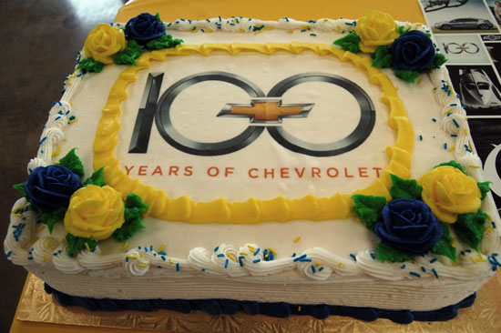 A word from our sponsors: Hartnell Chevy to celebrate ...
