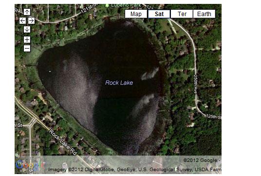 Rock Lake.