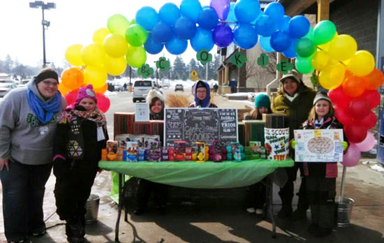 Salem girl scout troops hosting drive through cookie sale march 8