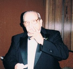 Marlene Goodson's dad, August Migliore.