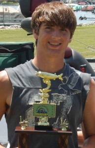 Tanner Rabelhofer of Silver Lake took top honors.