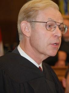 Wisconsin Supreme Court Justice David Prosser,
