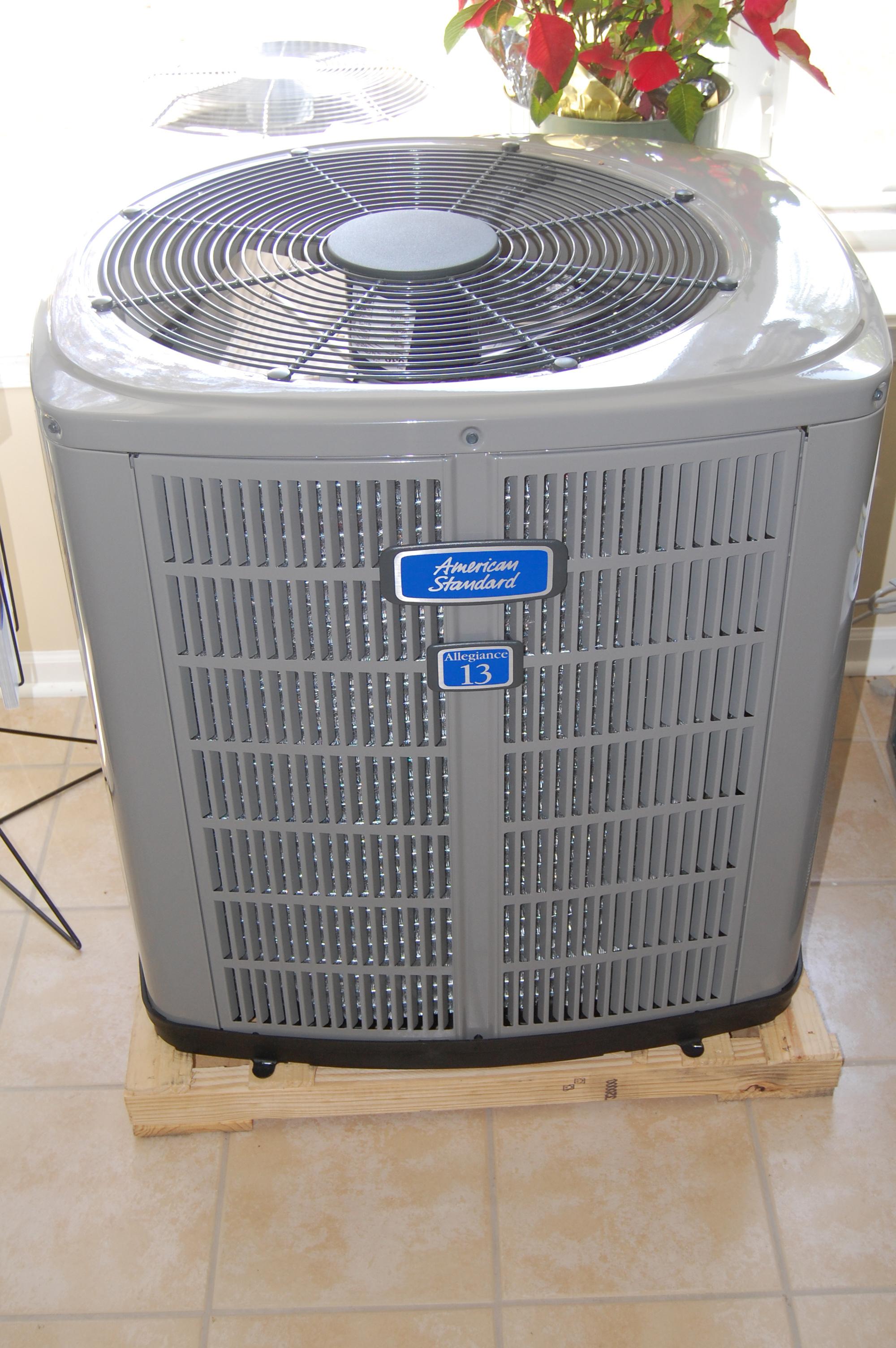 American Standard Air Conditioner Photos