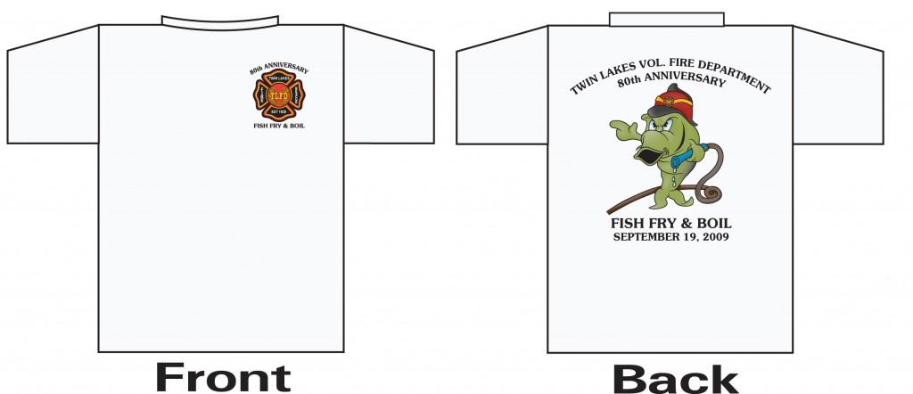 Fish Fry-Boil Tshirt