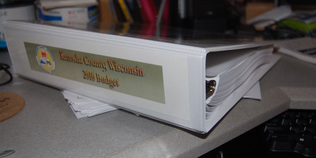 2010 county budget