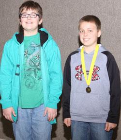 2012-13-Randall-Geography-Bee-Winners