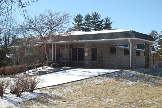 The former Westosha Clinic building