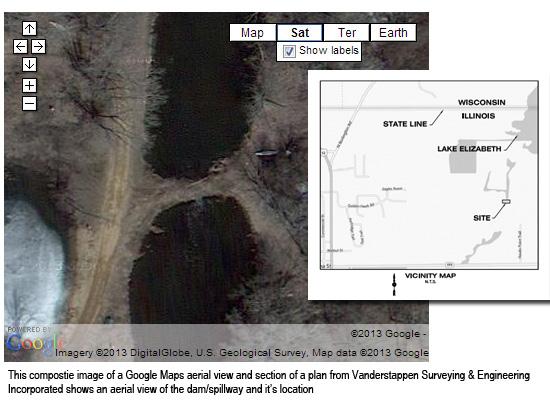 lake-elizabeth-dam-location-and-aerial-composite-8-2013
