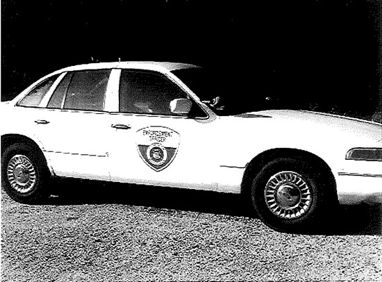 "Randall's 1997 Ford Crown Victoria 4 door auto ""Police Special."" /submitted photo"