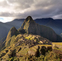 Machu Picchu, Peru by Martin St-Amant Own work. Licensed under Creative Commons Attribution-Share Alike 3.0 via Wikimedia Commons