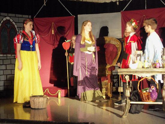 Bristol School Drama Dept To Present Snow White Feb 20
