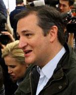 Ted Cruz /Earlene Frederick photo