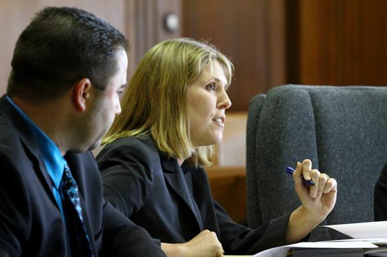 Jennifer Kopp, First Assistant Corporation Counsel, on behalf of Kenosha County