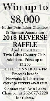 the twin lakes area chamber and business association is a westoftheicom sponsor this is a paid announcement dh